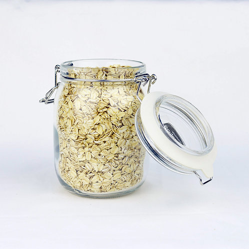 Bonjour Marketplace - Organic Rolled Oats 1000g