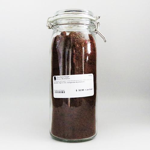 Bonjour Marketplace - Pure Dark Sugar 1600g
