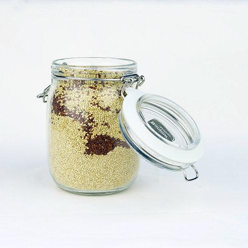Bonjour Marketplace - Organic Mixed Quinoa 1550g