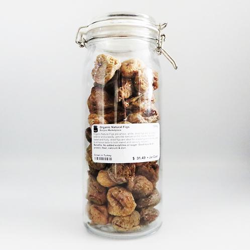 Bonjour Marketplace - Organic Natural Figs 1200g