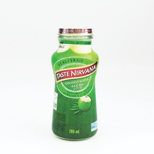 Taste Nirvana - Coconut Water (Glass Bottle) 280ml