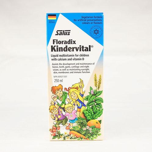 Flora - Kindervital Multivitamin for Children 250mL
