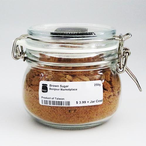 Bonjour Marketplace - Brown Sugar 250g