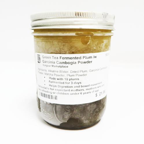 Bonjour Marketplace - Green Tea Fermented Plum /w Garcinia Cambogia 500mL