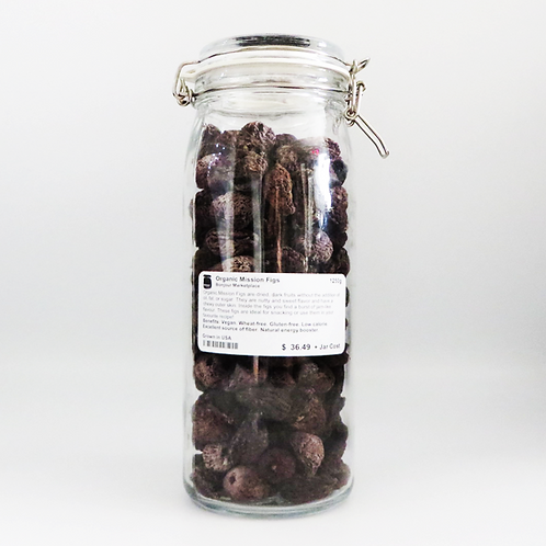 Bonjour Marketplace - Organic Mission Figs 1250g