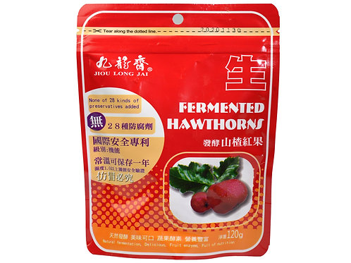JLJ Foods Dried Hawthorn Plum 120g x16 /case