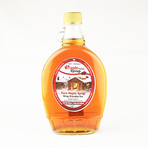 Maple Syrup Direct - Canada Grade A Pure Maple Syrup 500ml