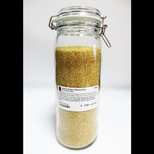 Bonjour Marketplace - Organic Bulgur Wheat (Fine) 1300g