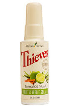 Youngliving - Thieves Fruit and Veggie Spray 59mL