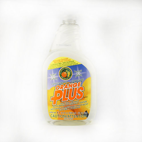 Earth Friendly Products - Orange Plus Concentrate Cleaner 650mL
