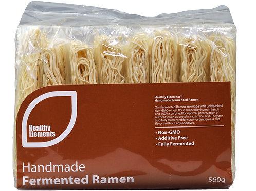 Healthy Elements Hand Made / Fermented Ramen Noodle 560g x12/case