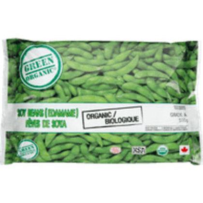 Green Organic - Organic Frozen Edamame 500g
