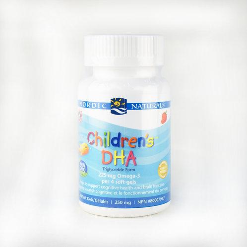 Nordic Naturals - Children's DHA 90's