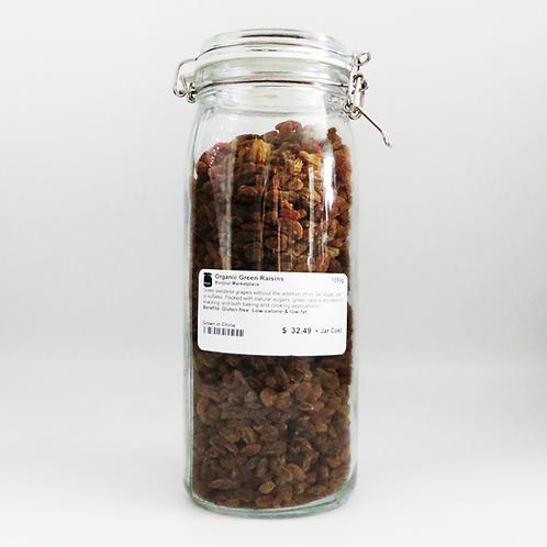 Bonjour Marketplace - Organic Green Raisin 1350g