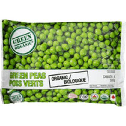 Green Organic - Organic Frozen Green Peas 500g