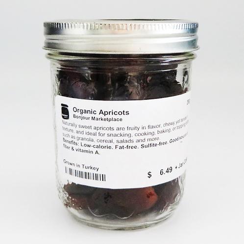 Bonjour Marketplace - Organic Apricot 280g