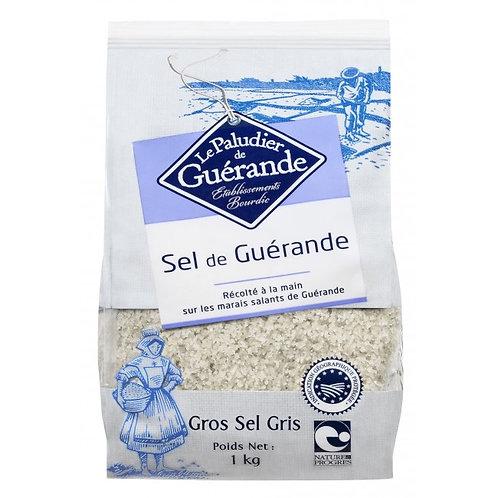 Le Paludier de Guerande - Sea Salt from France Fine 1000g