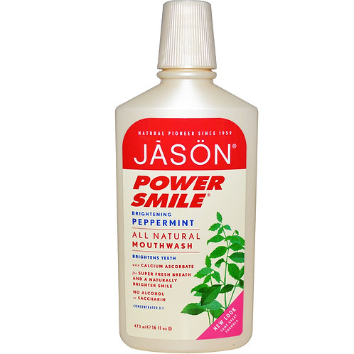 Jason - Powersmile Mouthwash 473mL