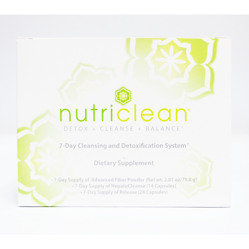 NutriClean - 7 Day Cleansing System with Stevia