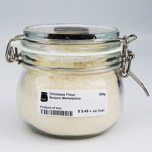 Bonjour Marketplace - Roasted  Chickpea Flour 300g