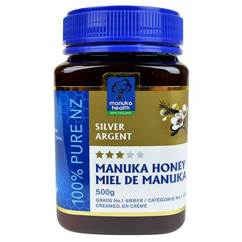 Manuka Health - Organic Manuka Honey Silver 250g