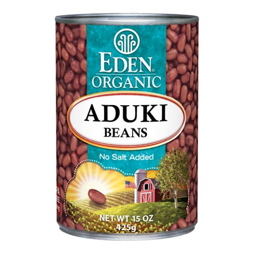 Eden Organic - Aduki Beans 398mL