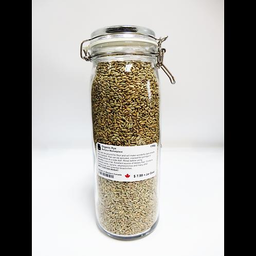 Bonjour Marketplace - Organic Rye 1700g