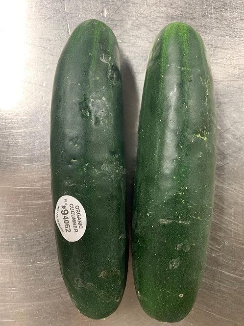 Organic Cucumber Fields /4CT