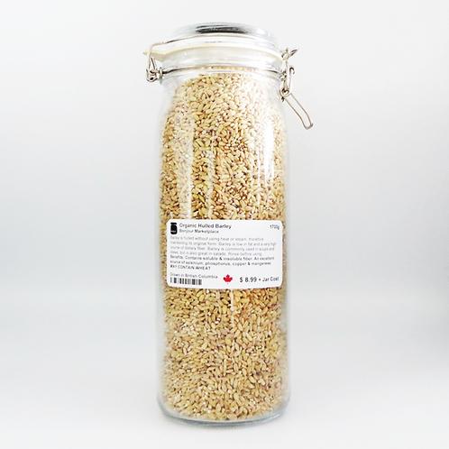 Bonjour Marketplace - Organic Barley - Hulled 1700g