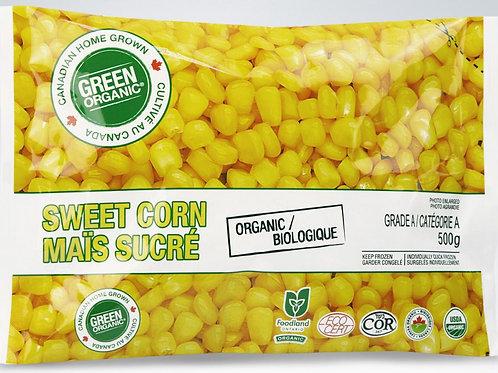 Green Organic - Organic Frozen Sweet Corn 500g