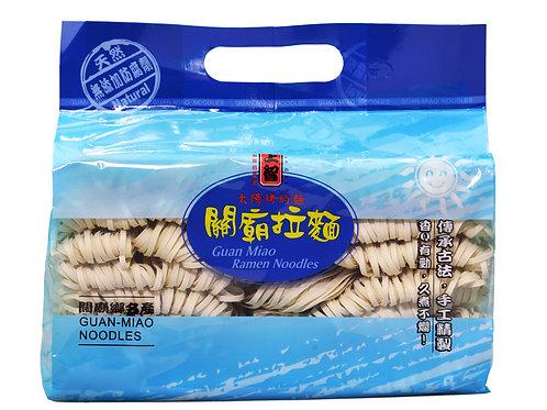 SunChi Guan Miao Ramen Noodle (Wide 4 mins) 1200g/pk x12/case