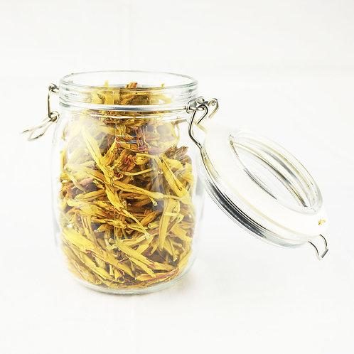 Bonjour Marketplace - Wild Sun Dried Daylily Flower 50g