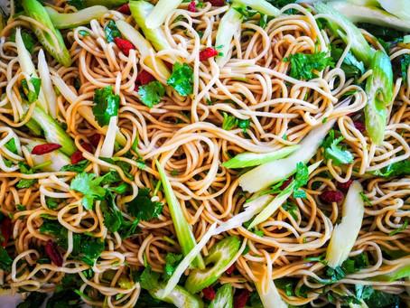 Fermented Noodles