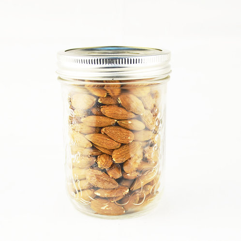 Bonjour Marketplace - Organic Raw Almonds 300g