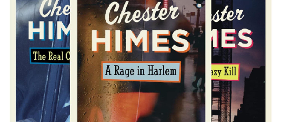 Review | A Rage In Harlem by Chester Himes