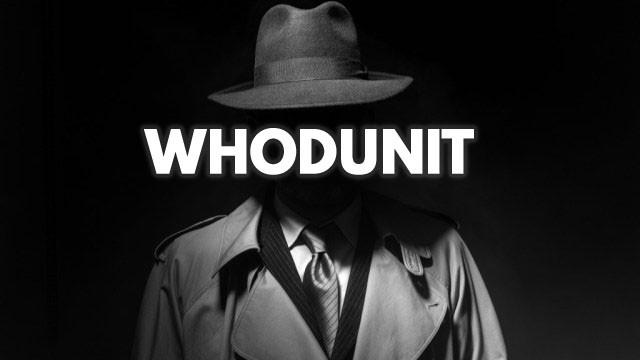 Evolution of Whodunits