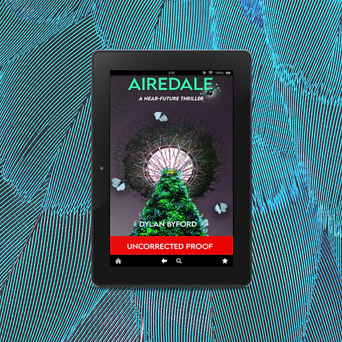 Airedale - Ebook ARC
