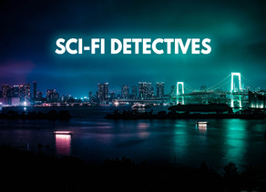 Six Science Fiction Detectives