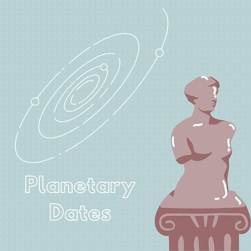 Planetary Dates
