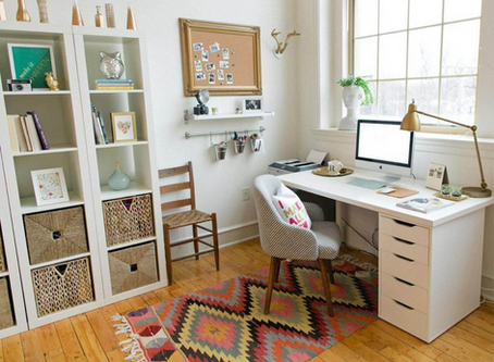 Back to School: Creating a Successful Study Space in Your Home