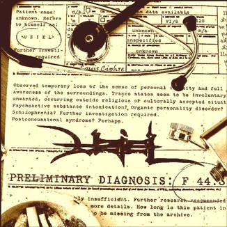 Uziel - Preliminary diagnosis F 44.3