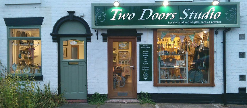Two Doors Studio front