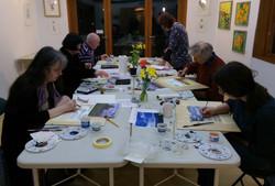 Watercolour Workshop Feb 2016