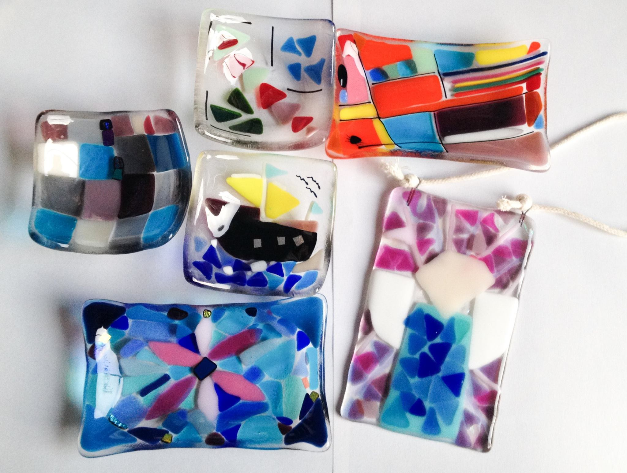 Fused Glass 5