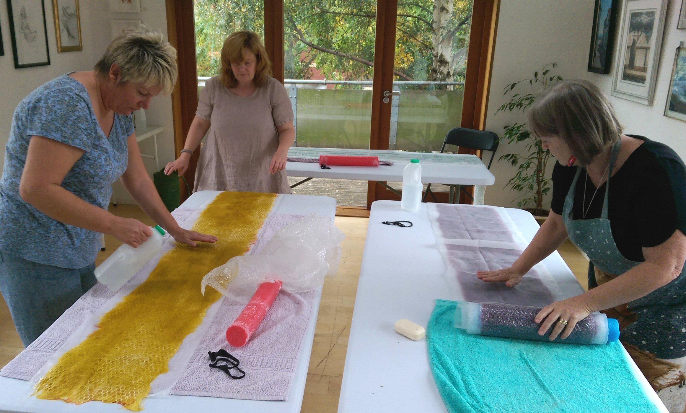 Scarf Workshop Oct 18