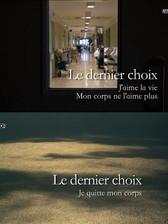 LE DERNIER CHOIX
