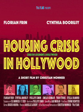 HOUSING CRISIS IN HOLLYWOOD