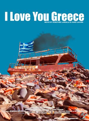 I LOVE YOU GREECE