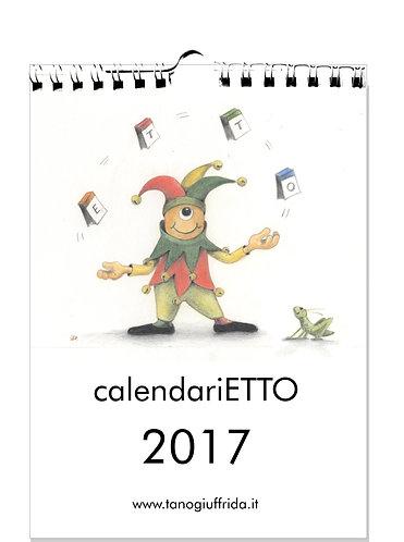 CalendariETTO 2017 -  SERIALE