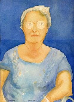Zia Lina acquarello